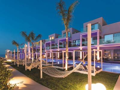 Epos Luxury Beach Hotel - ausstattung