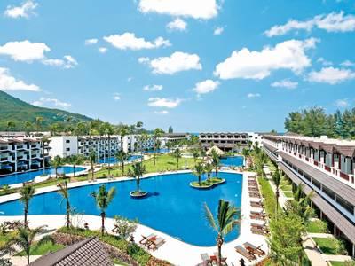Kamala Beach Resort-a Sunprime Resort - ausstattung