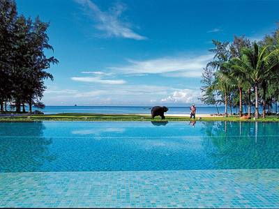 Dusit Thani Krabi Beach Resort - lage