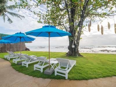 Ocean Breeze Resort Khao Lak - lage