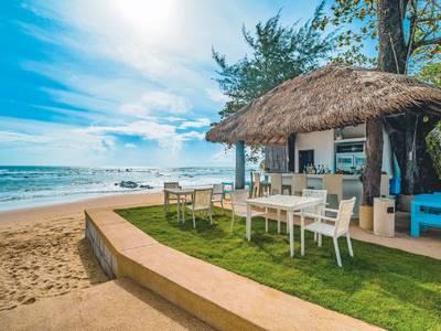 Ocean Breeze Resort Khao Lak - lage