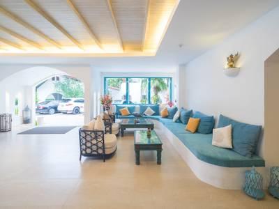 Ocean Breeze Resort Khao Lak - ausstattung