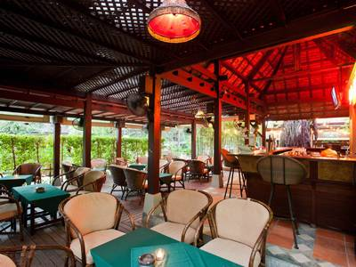 Khaolak Bhandari Resort & Spa - ausstattung