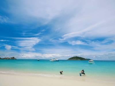 Centara Seaview Resort Khao Lak - lage