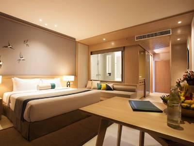 Le Meridien Khao Lak Resort & Spa - zimmer