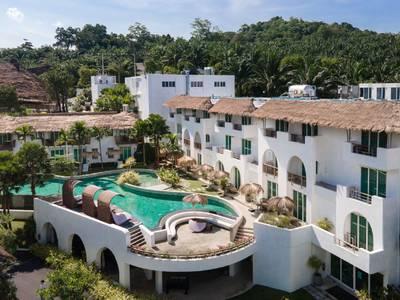 Eden Beach Resort & Spa - lage