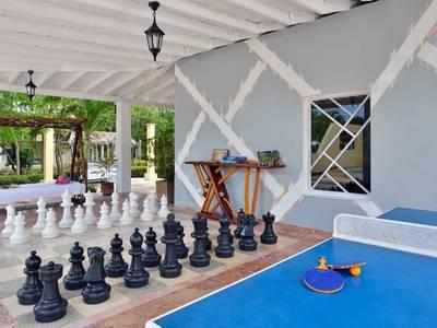 Paradisus Rio de Oro Resort & Spa - unterhaltung