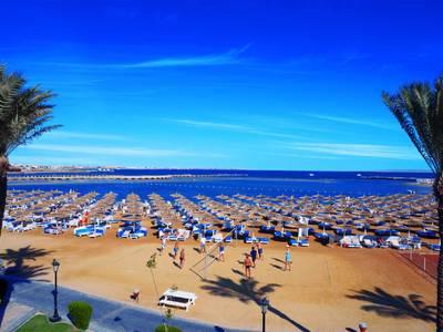Dana Beach Resort - lage