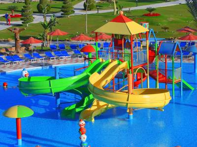 Dana Beach Resort - kinder