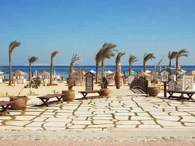 Steigenberger Aldau Beach Hotel - lage
