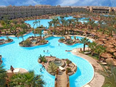 Albatros Palace Resort - ausstattung