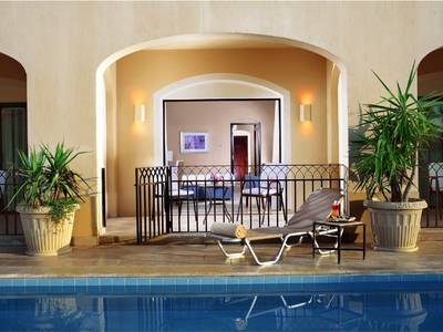 Jaz Aquamarine Resort - zimmer