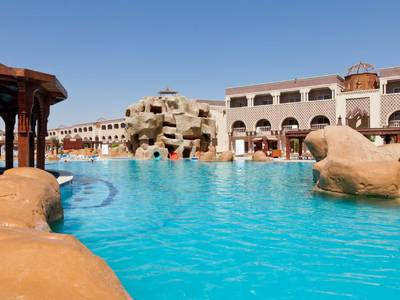 SENTIDO Mamlouk Palace Resort - kinder