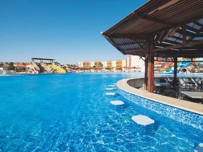 SUNRISE Royal Makadi Resort Select - lage