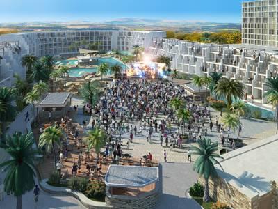 Hard Rock Hotel Ibiza - lage