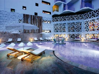 Hard Rock Hotel Ibiza - wellness
