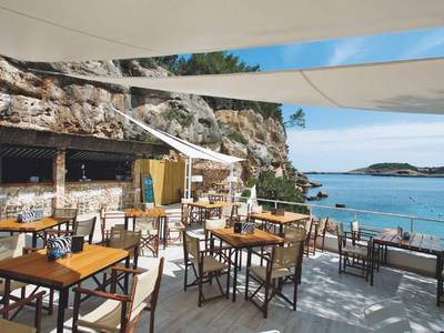 BG Portinatx Beach Club Hotel - lage