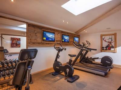 Hotel Alpina - sport