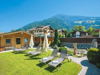 Hotel Alpina - ausstattung