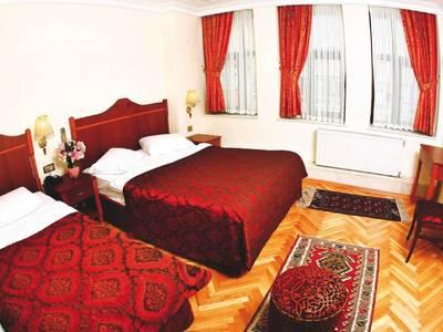 Amber Hotel - zimmer