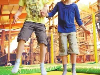Ferien- und Freizeitpark Weissenhäuser Strand - kinder