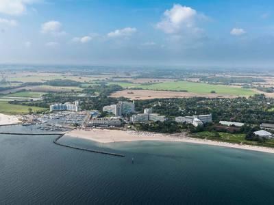 Ostsee Resort Damp (Ferienhäuser) - lage