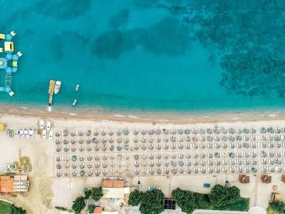 Mitsis Blue Domes Resort & Spa - lage