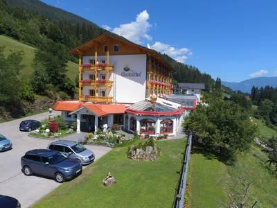 Ferienhotel Glocknerhof - lage