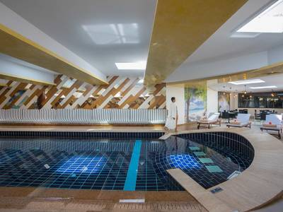 Cavo Maris Beach Hotel - wellness
