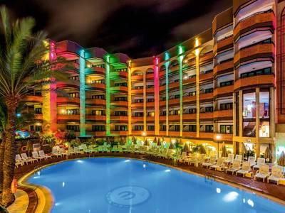 MUR Neptuno Hotel - lage