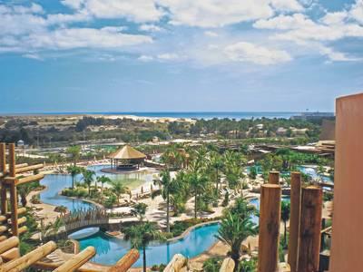 Lopesan Baobab Resort - lage