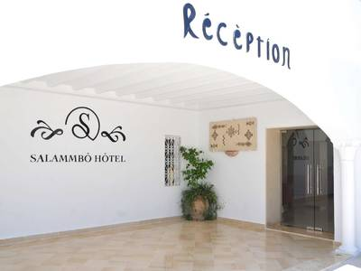 Hotel Salammbo - ausstattung