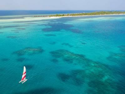 Kuredu Island Resort & Spa - lage