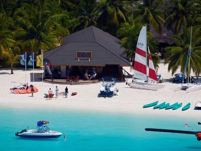 Kuredu Island Resort & Spa - ausstattung