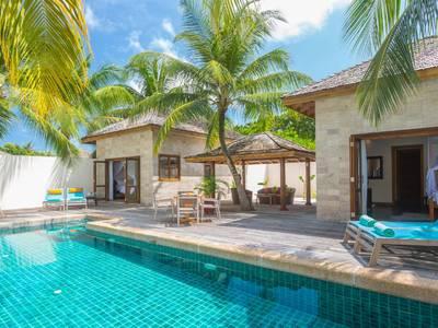 Kuredu Island Resort & Spa - zimmer