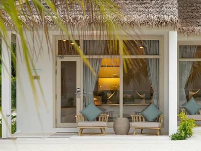 Bandos Maldives - zimmer