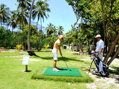 Meeru Island Resort & Spa - sport