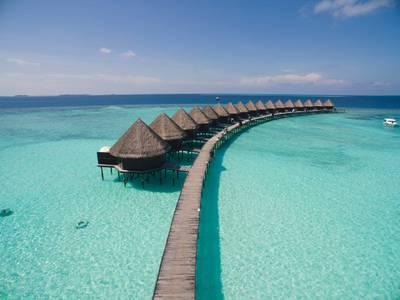 Thulhagiri Island Resort & Spa - zimmer