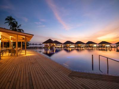 Ellaidhoo Maldives by Cinnamon - ausstattung