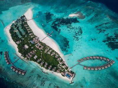 Noku Maldives at Kuda-Funafaru - lage