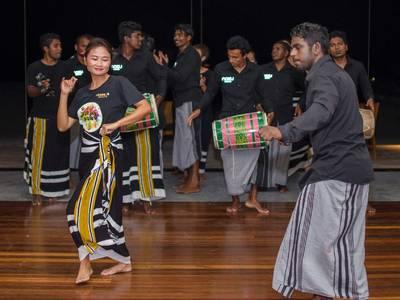 Noku Maldives at Kuda-Funafaru - unterhaltung