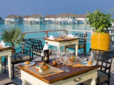 Centara Grand Island Resort & Spa - all inclusive