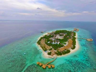 Kudafushi Resort & Spa - lage