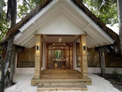 Kudafushi Resort & Spa - wellness