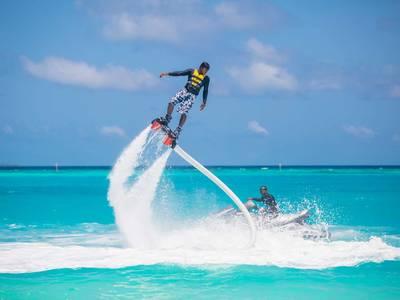 The Sun Siyam Iru Fushi Maldives - sport