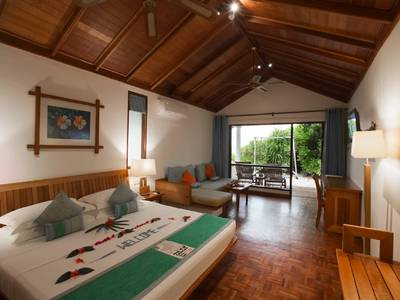 Reethi Beach Resort - zimmer