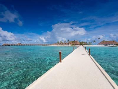Cinnamon Velifushi Maldives - lage