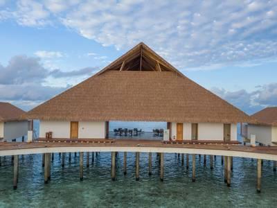 Cinnamon Velifushi Maldives - ausstattung