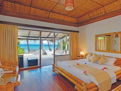 Angaga Island Resort & Spa - zimmer