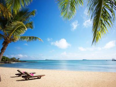 LUX* Grand Gaube Resort & Villas - lage